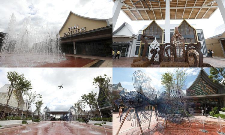 เปิดแล้วจ้า! ส่อง Central Village เอาท์เล็ตระดับโลกแห่งแรกของไทย