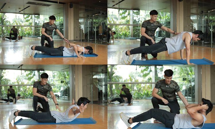 นักกายภาพเปิดเคล็ดลับ ดูแลสุขภาพ - รูปร่าง สำหรับคนเมืองเวลาน้อย