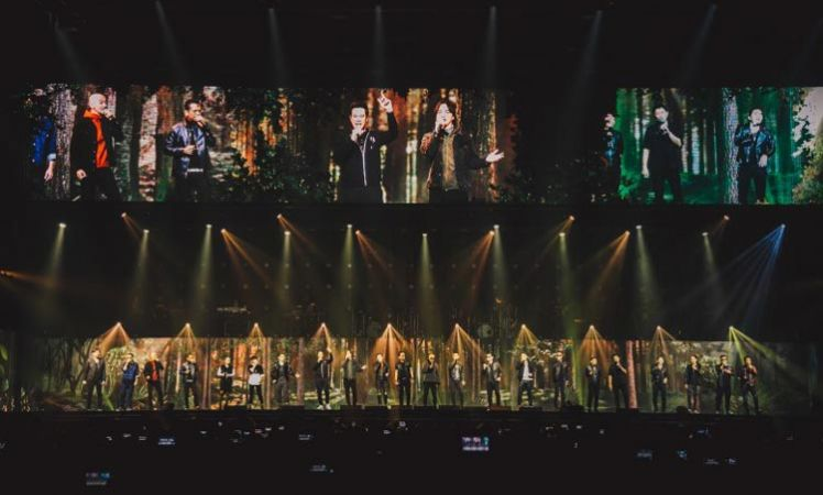 สะใจชาวร็อค กรีนคอนเสิร์ต หมายเลข 22 ปลุกความมันส์เวทีแทบลุกเป็นไฟ