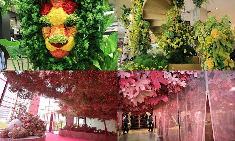 ไปกันยัง? อลังการสวนสวรรค์แห่งดอกไม้ใจกลางกรุง สุดยิ่งใหญ่แห่งปี