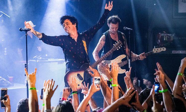 อิจฉามั้ย! Green Day สาดความสาแก่ใจให้แฟนๆ ด้วยทุกเพลงจากอัลบั้ม Dookie ในคอนเสิร์ตที่สเปน