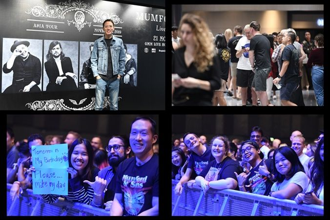 เก็บมาฝาก ภาพบรรยากาศงาน Mumford & Sons Live in Bangkok สาวกโฟล์คร็อคห้ามพลาด!!