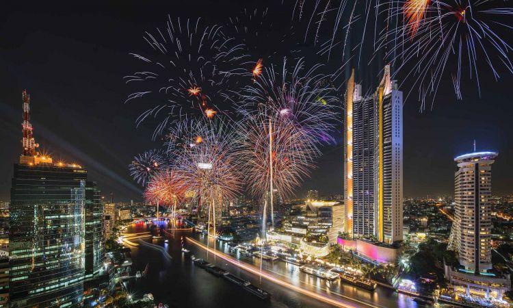 เปิดตี้ปีใหม่! รวมจุดเคาท์ดาวน์ปังๆ 9 สถานที่ ในกรุงเทพ!