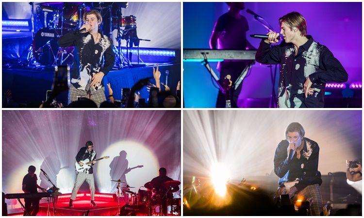 ภาพบรรยากาศงาน Ruel: Free Time World Tour Live in Bangkok ก่อนเจอกันอีกครั้ง มีนานี้!!
