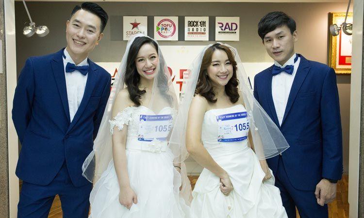 อีซี่ รันนิ่ง ออฟ เดอะ ไบรด์ส งานวิ่งแข่งเจ้าสาวที่ใหญ่ที่สุดในเมืองไทย เปิดรับสมัครแล้ววันนี้! ลุ้นแพ็กเกจแต่งงานกว่า 2 ล้านบาท!