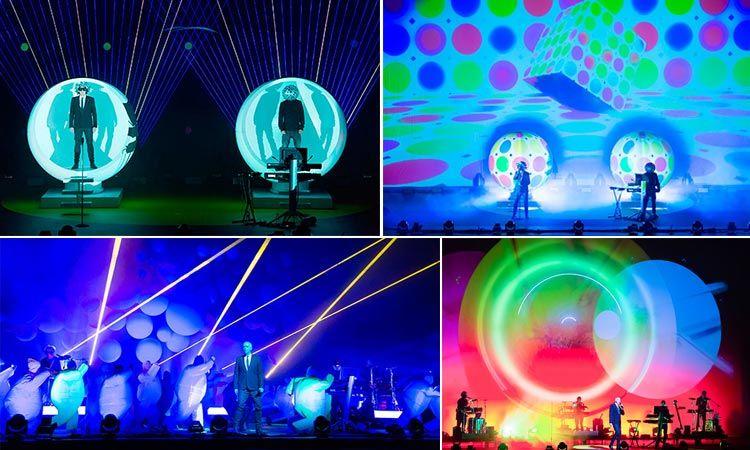 อีกครั้ง! กับโชว์สุดอลังของ ดูโออิเล็คโทรระดับตำนาน Pet Shop Boys