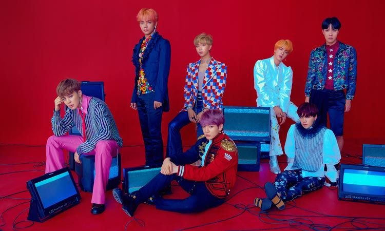 BTS ทำยอดขายอัลบั้มสูงสุดในอเมริกาเป็นอันดับสอง ของปี 2018