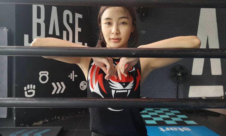 ฟัง ริกะ อิชิเกะ ซุปตาร์สาวสวยแห่งวงการ Martial Arts พูดถึงความพร้อมในศึก ONE: CLASH OF LEGENDS