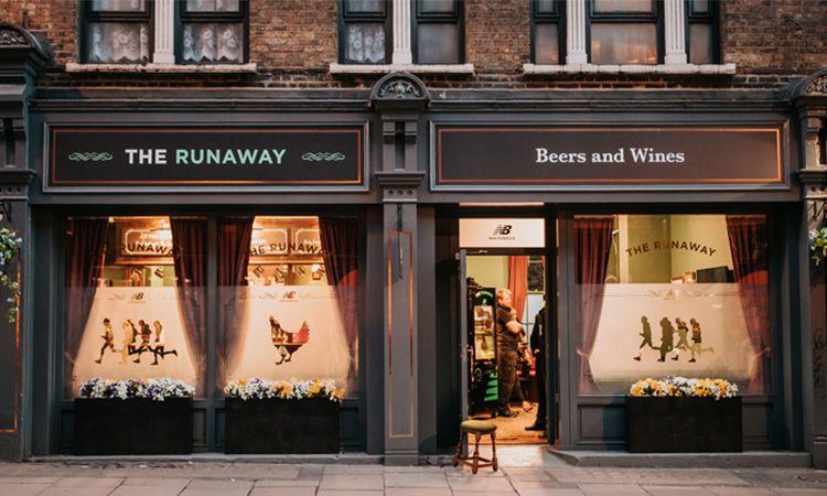 New Balance เปิดผับ The Runaway ไมล์แลกเบียร์ อยากดื่มต้องวิ่ง!