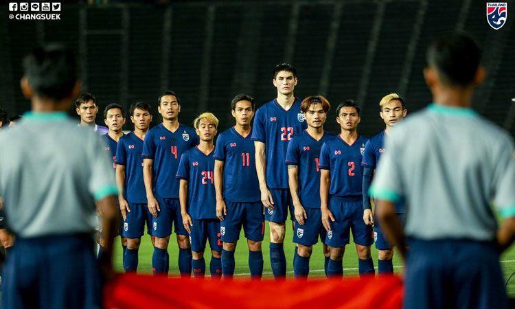 ประกาศรายชื่อ 23 นักฟุตบอลทีมชาติไทย U23 ชุดลุยศึกชิงแชมป์เอเชียรอบคัดเลือก