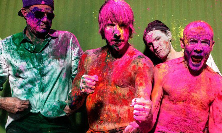 Red Hot Chili Peppers เตรียมแสดงคอนเสิร์ตที่ พีระมิด ประเทศ อียิปต์!