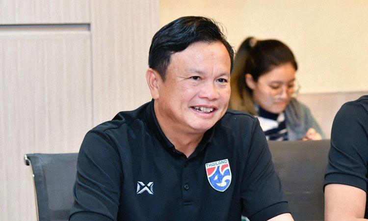 โค้ชโต่ย ไม่กังวล แม้ทีมชาติไทยมีเวลาเก็บตัวน้อยก่อนลุยไชน่า คัพ