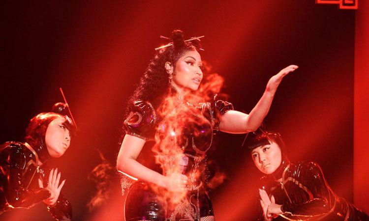 ชมคลิป Nicki Minaj กล่าวให้กำลังใจผู้เคราะห์ร้ายเหตุระ