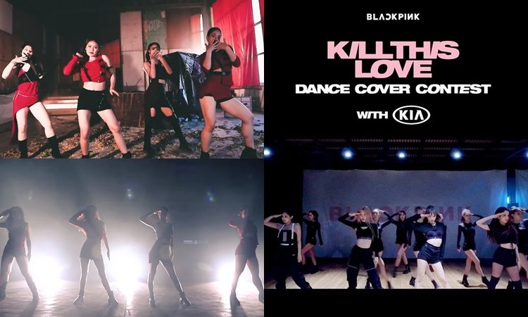 เจ๋งเว่อร์ YG ประกาศผู้ชนะคัฟเวอร์ เพลง 'KILL THIS LOVE' ทีมไทยชนะเลิศ