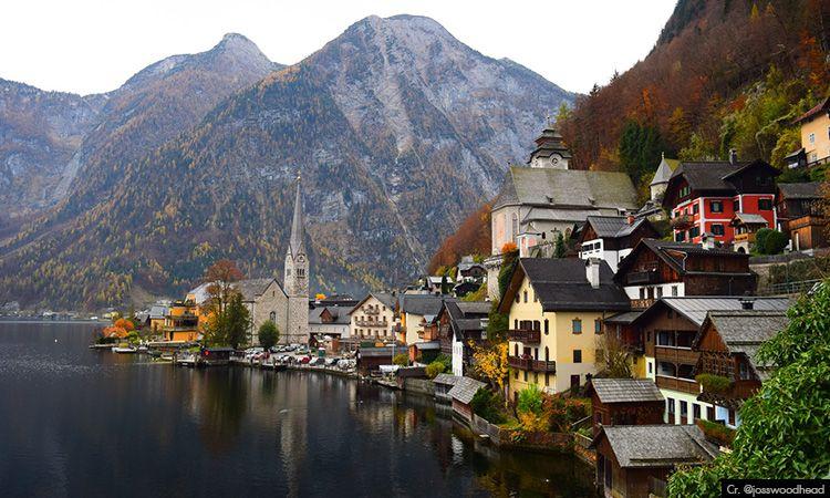 """19 เมืองทั่วโลกที่สวยงามน่าอยู่ จนได้รับฉายา """"สวรรค์บนดิน"""""""