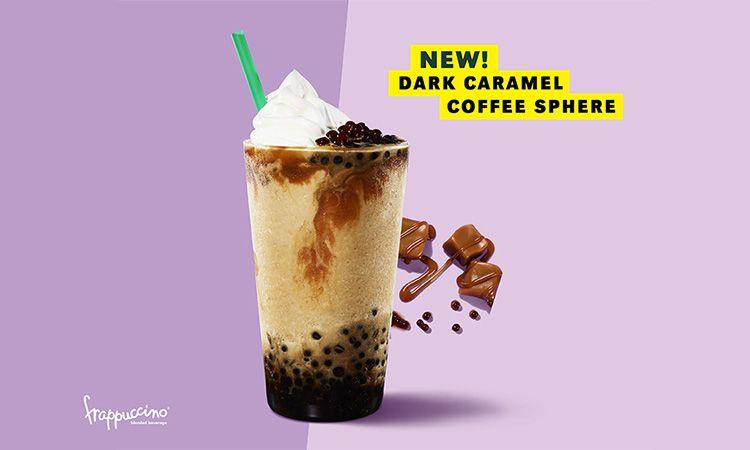 """""""ไข่มุกกาแฟ"""" ครั้งแรกในไทย พร้อมเสิร์ฟแล้วที่ Starbucks"""