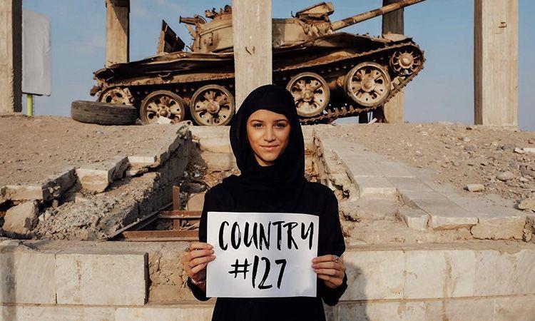 Lexie Alford สาวน้อยชาวอเมริกัน ทุบสถิติ คนที่อายุน้อยที่สุดที่เที่ยวมาแล้วทั่วโลก