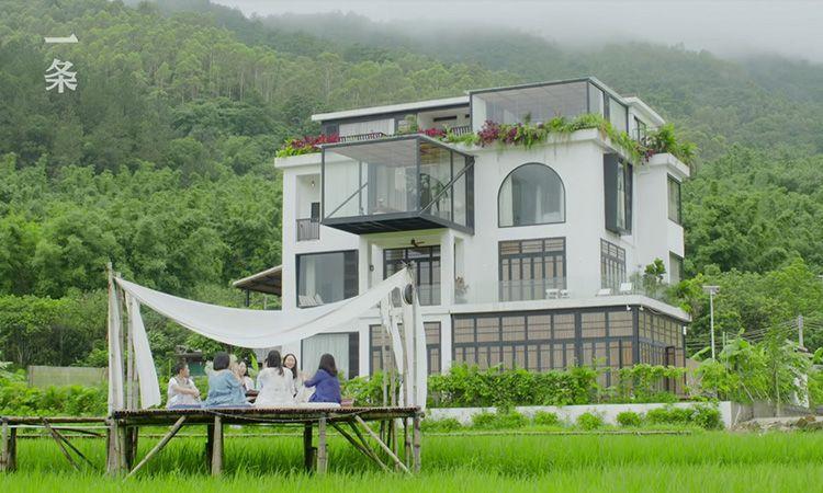 เพื่อนรัก 7 สาวชาวจีน รวมเงินซื้อบ้านไว้อยู่ด้วยกันยามเกษียณ