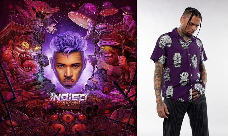 Chris Brown มาแรง พาอัลบั้ม Indigo ขึ้นอันดับ 1 บน Billboard